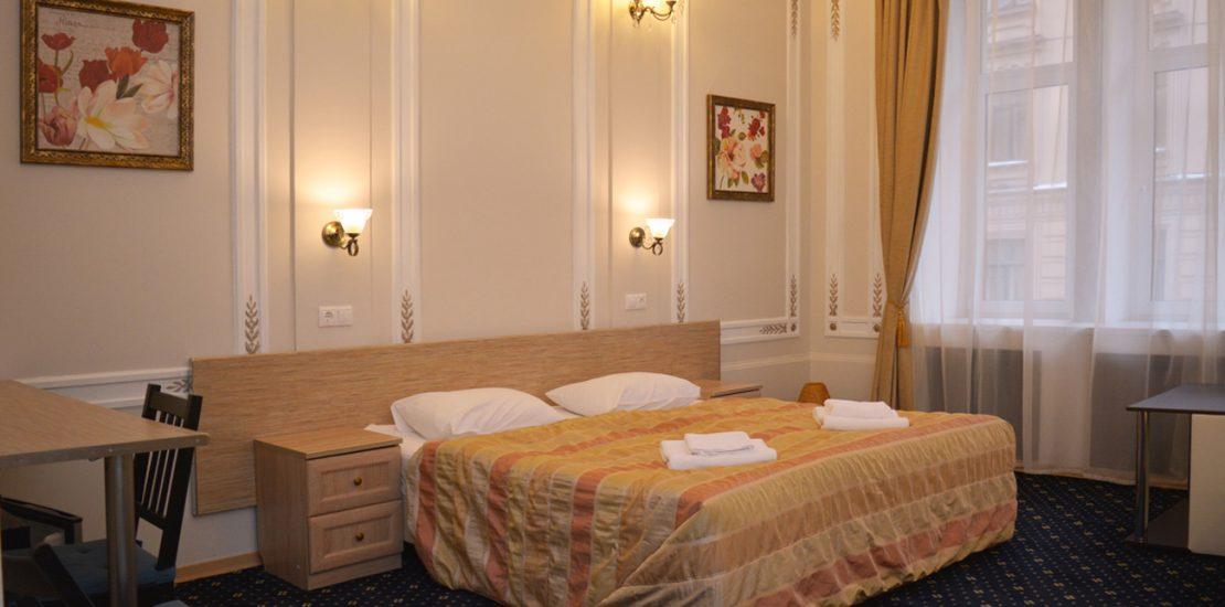 Домашняя обстановка в отеле